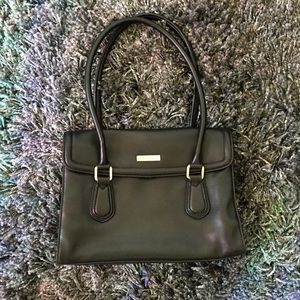 Liz Claiborne buttery leather handbag